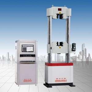 WAW-1000-1000KN电液伺服钢绞线试验机
